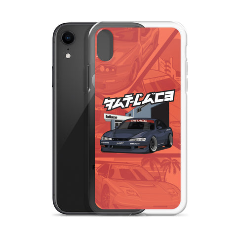 Legends of JDM Paddock iPhone Case
