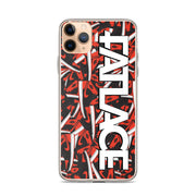iPhone Case - Fatlace Red