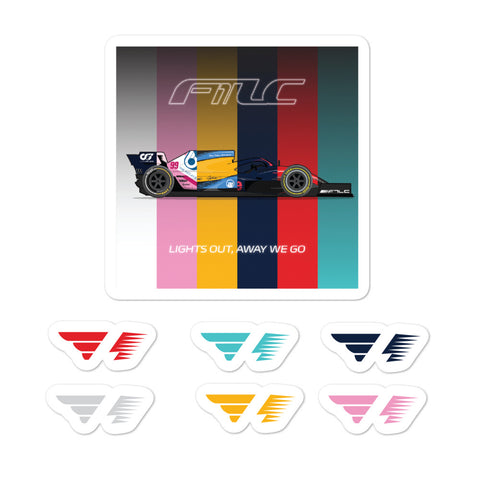 FTLC1 Sticker Pack 1