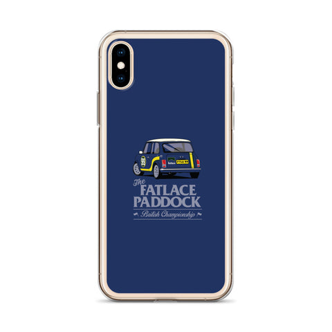 Fatlace Championship iPhone Case