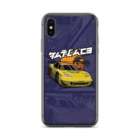 Legends of JDM Sunset iPhone Case