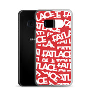 Fatlace Racing Samsung Case - Red
