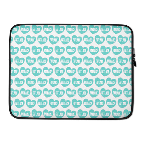 Laptop Sleeves - Fatlace Heart