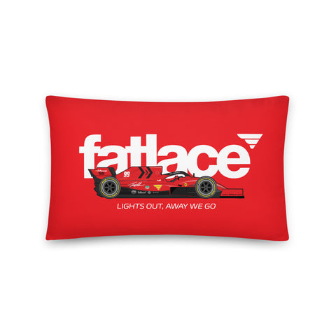 FL-SF1000 Red Pillow
