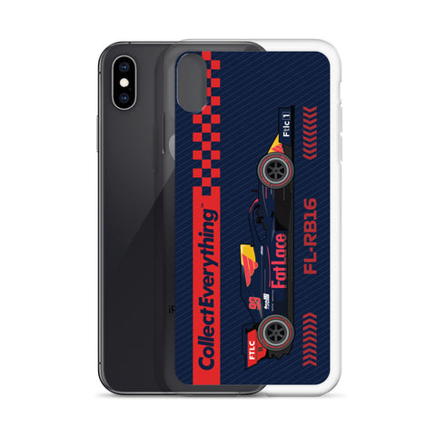 iPhone Case - FL-RB16 Navy Blue