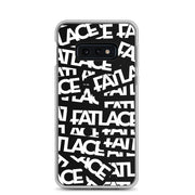 Fatlace Racing Samsung Case - Black