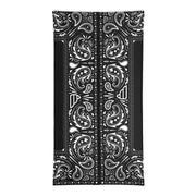 Neck Gaiter - Wings Bandana Black
