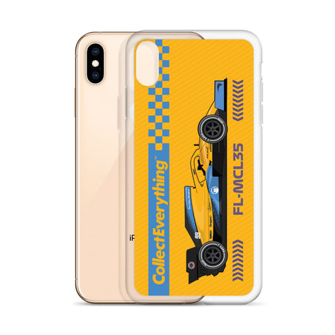 iPhone Case - FL-MCL35 Yellow