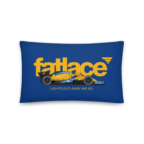 FL-MCL35 Royal Blue Pillow
