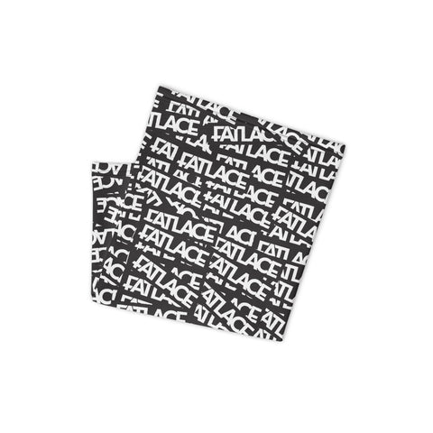 Fatlace Racing Neck Gaiter - Black
