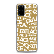 Fatlace Racing Samsung Case - Gold