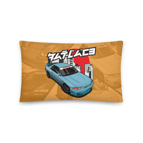 Legends of JDM City Basic Pillow