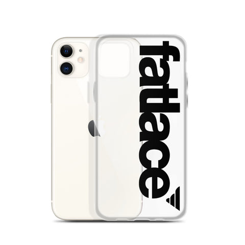 iPhone Case - Fatlace Bogo Black