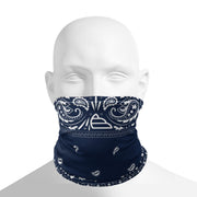 Neck Gaiter - Wings Bandana Blue