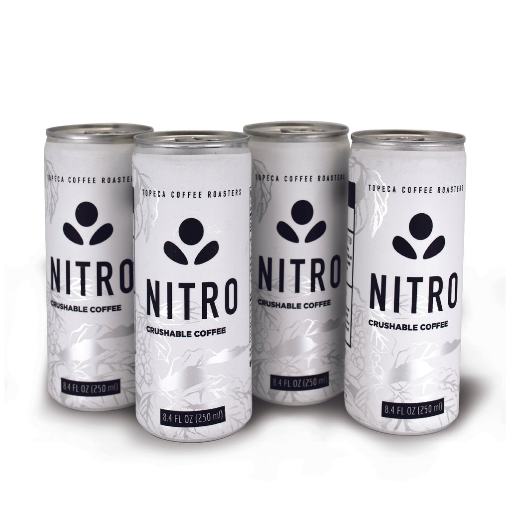 Nitro Cold Brew - 4 Pack