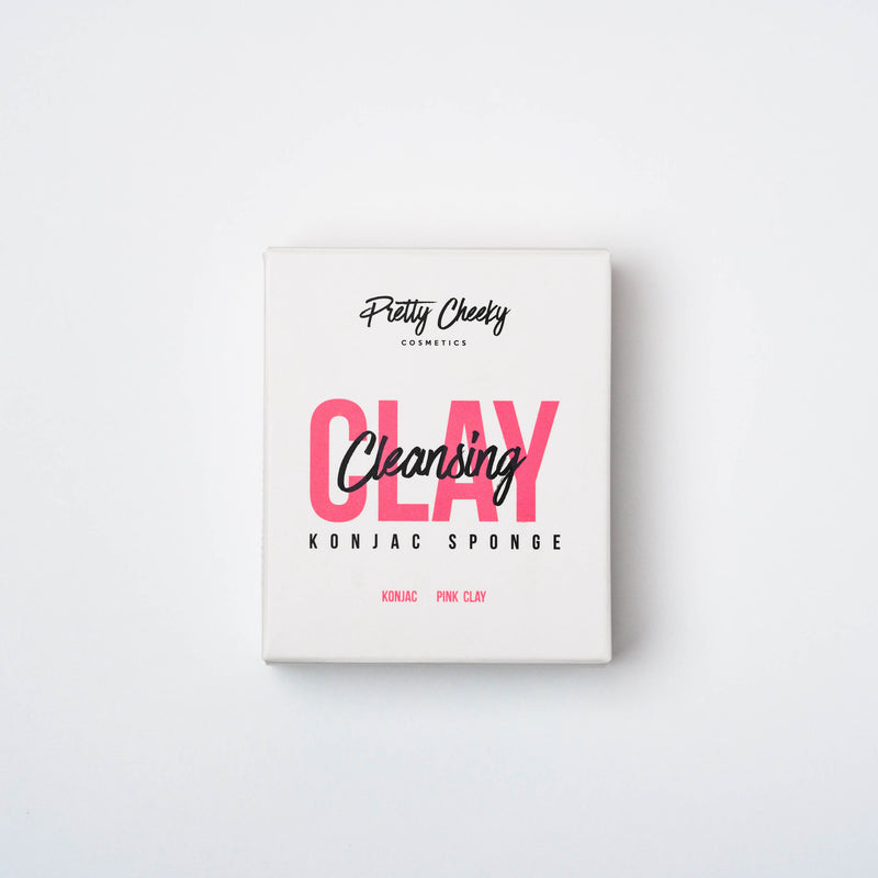 CLEANSING CLAY ÉPONGE KONJAC