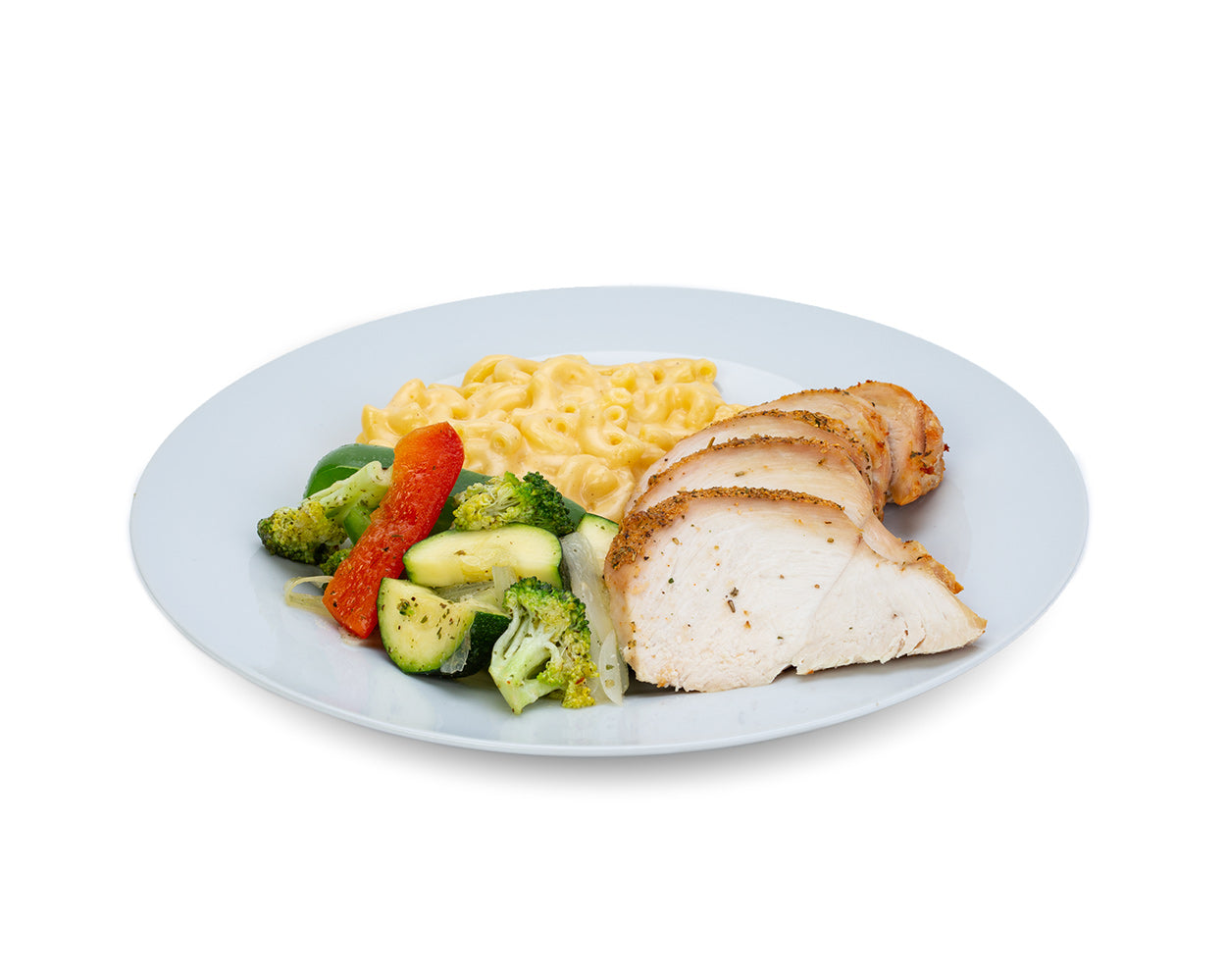 Herbed Garlic Roasted Chicken Breast