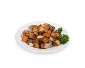 Honey Hash Browns