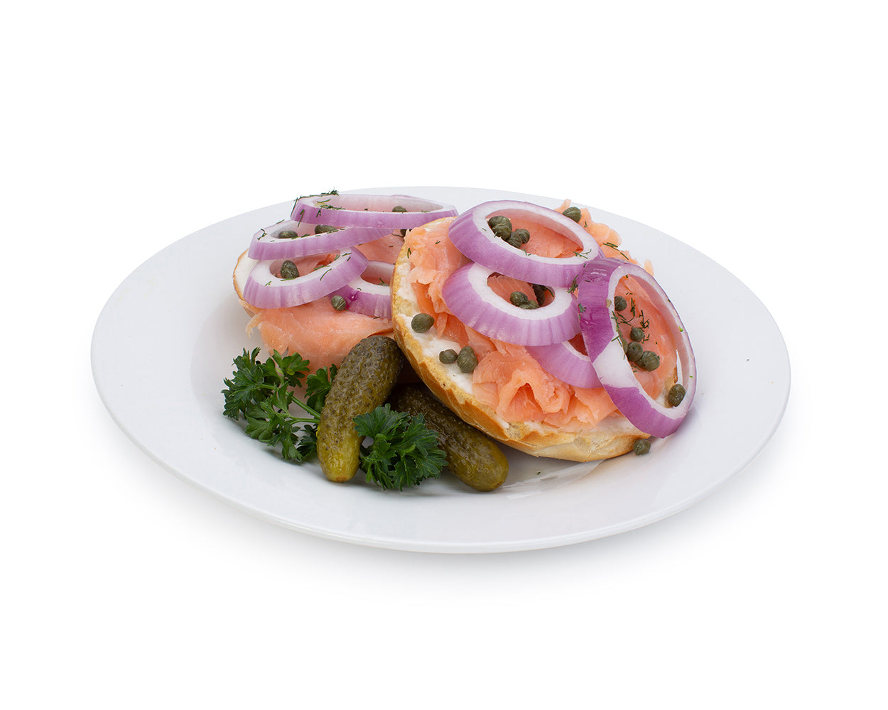 Lox Bagel with