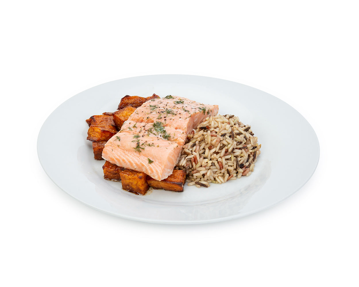 Roasted Norwegian Salmon