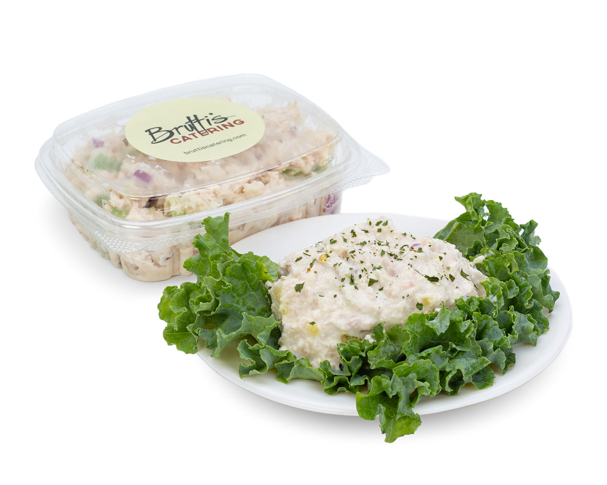 White Albacore Tuna Salad