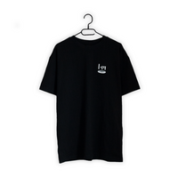 Mischanlage Oversized T-Shirt (black)