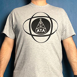 Short Sleeve T-Shirt - ATA Atomic Logo
