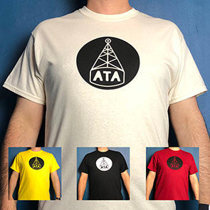 Short Sleeve T-Shirt - ATA Logo