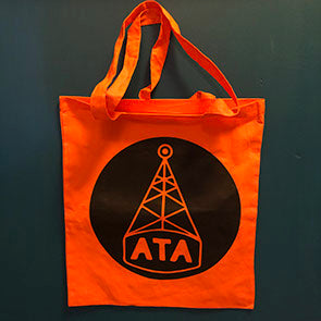 Cotton Tote Bag - ATA Logo