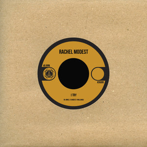 Rachel Modest - I try / Forbidden love
