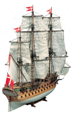 Billings 1/75 Norske Love Sailing Ship