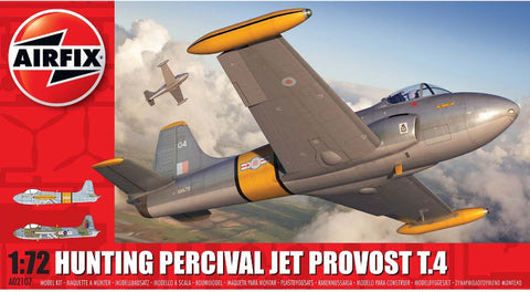 Airfix 1:72 Hunting Percival Provost T.4