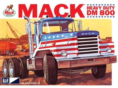 MPC 1:25 Mack Heavy Duty DM800