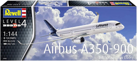 Revell 1:144 Airbus A350-900 Lufthansa