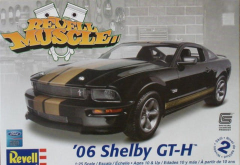 Revell 06 Shelby GT-H 1:25