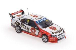 2008 Ford BF Falcon #18 Will Davison Jim
