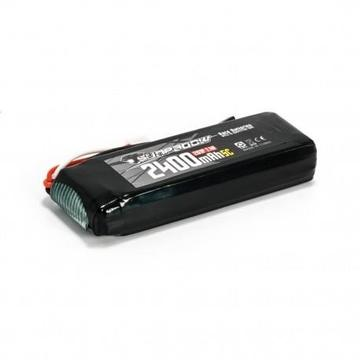 Sunpadow 2400mah 2S Stick RC pack