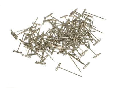 Dubro Nickel Plated T-Pins Large 1-1/2""