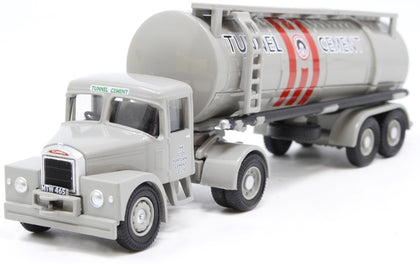 Oxford 1:76 Scammell Highwayman Tunnel Cement