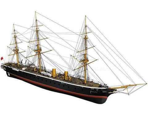 Billings 1:100 HMS Warrior Wooden Kitset