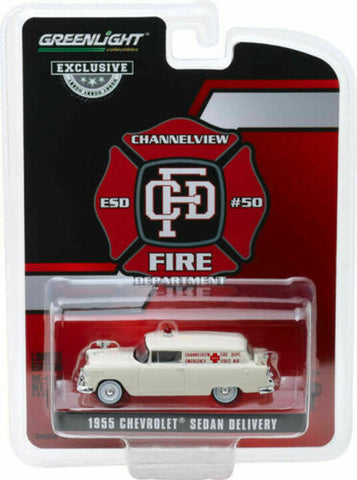 GL 1:64 55 Chev Delivery Channelview FD