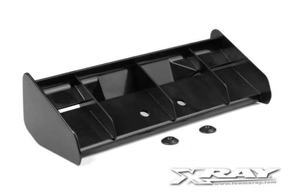 Xray XB8 Composite Rear Wing - Black