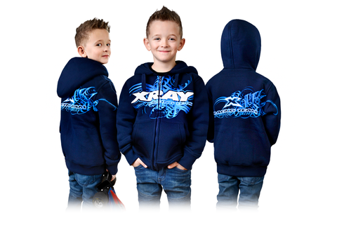 Xray Hoodie Junior Medium