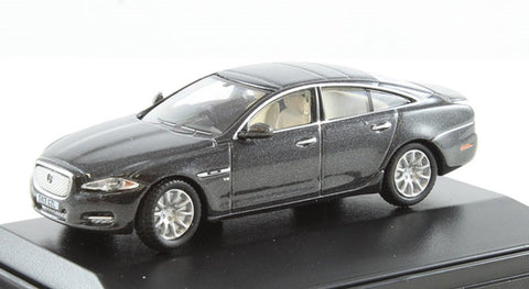 Oxford 1:76 Jaguar XJ Saloon Caviar Met.