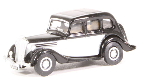 Oxford 1:76 Wolseley 18/85 Black/Ivory