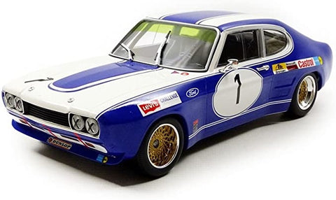 MC 1:18 1972 Ford Capri RS2600 Glemser