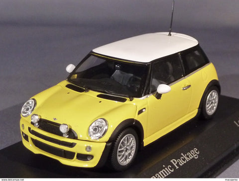 MC 1:43 2002 MINI One with Aero Pack