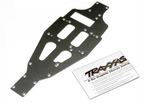 Traxxas 4322X - Lower chassis