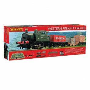 Hornby Western Rover Train Set