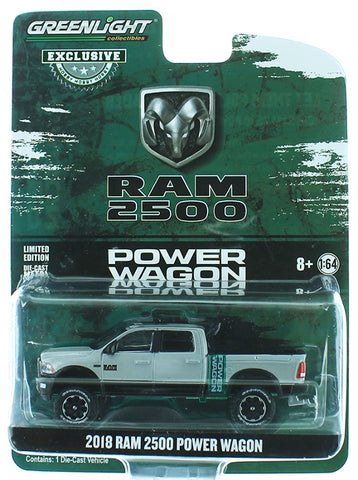 GL 1:64 2018 Ram 2500 Power Wagon